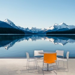 Fotomural lago Pukaki