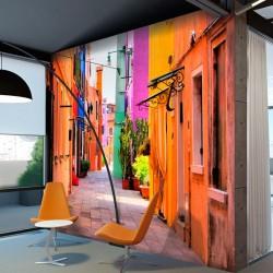 Fotomural calles de Italia