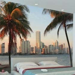 Fotomural Miami