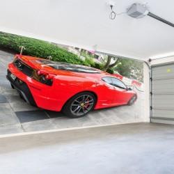 Fotomural de Ferrari