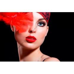 Fotomural mujer cabaret