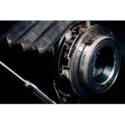 Fotomural vieja máquina