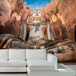 Fotomural estatua de Buda