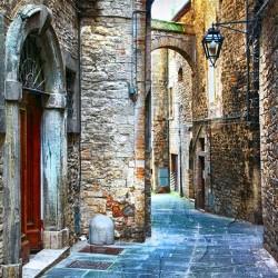 Fotomural calles antiguas