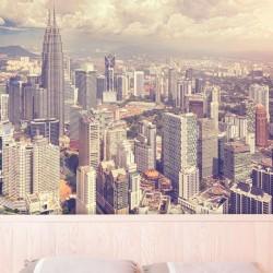 Fotomural Kuala Lumpur