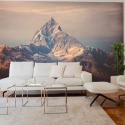 Mural decorativo montaña