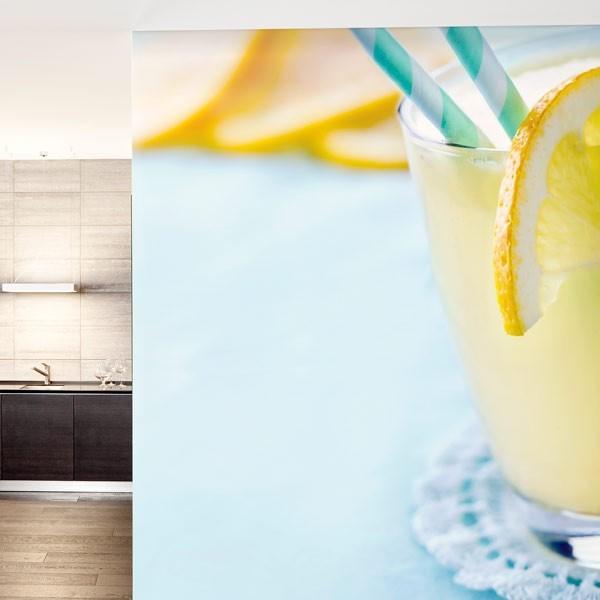 Fotomural limonada
