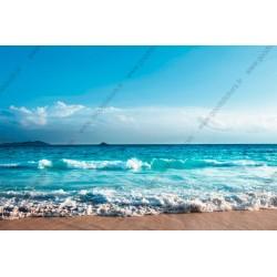 Fotomural olas del mar