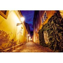 Fotomural calle 7