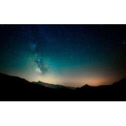 Fotomural cielo estrellado