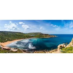 Fotomural playa azul