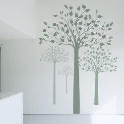 Vinilo adhesivo árbol 2
