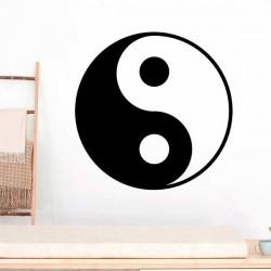 Vinilo yin y yang