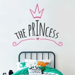 Vinilo the princess