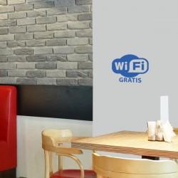 Vinilo wifi gratis para comercios
