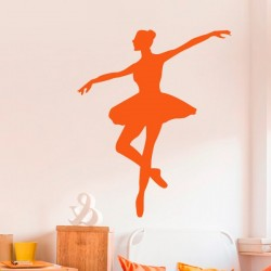 Vinilo decorativo ballet