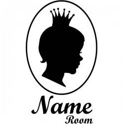 Vinilo habitación del príncipe