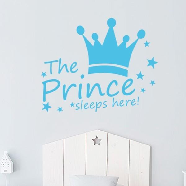 Adhesivo decorativo the prince
