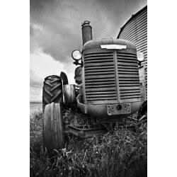 Fotomural de tractor