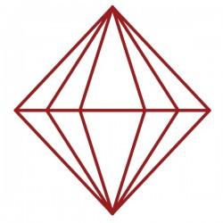 Vinilo decorativo diamante