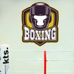 Vinilo adhesivo boxing