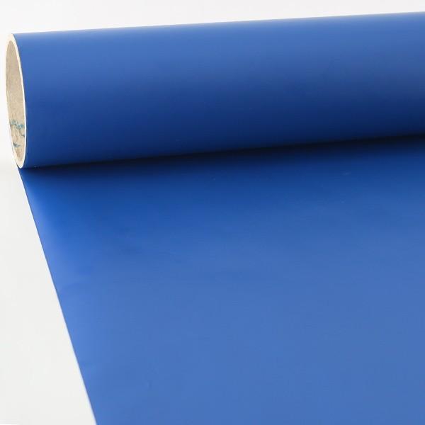 Vinilo a metro mate azul intenso