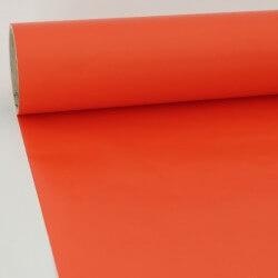 Vinilo a metro mate naranja intenso