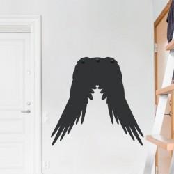 Perchero alas de angel
