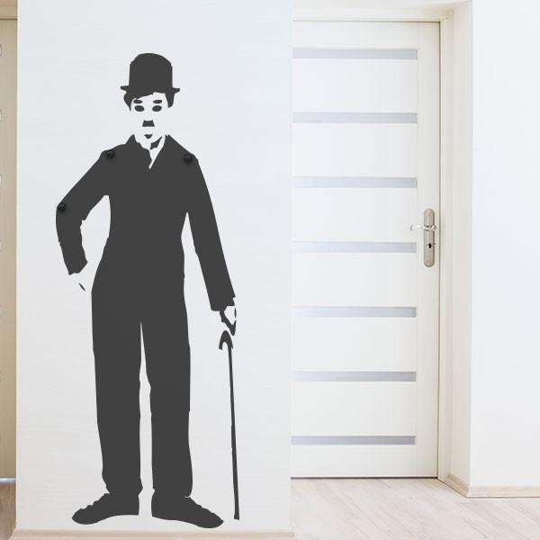 Perchero Charlie Chaplin