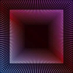 Vinilo mesa ikea disco 3D