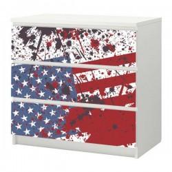 Vinilo muebles U.S.A