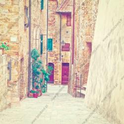 Fotomural calles de Cetona