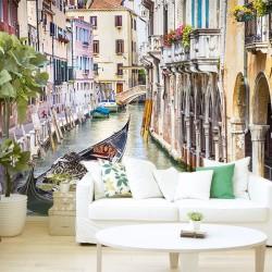 Fotomural góndola de Venecia