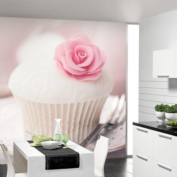 Fotomural cupcake