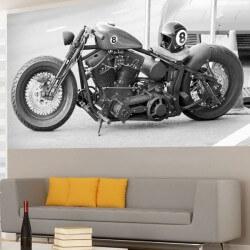 Fotomural moto vintage