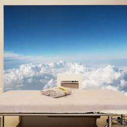 Fotomural en las nubes
