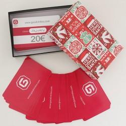 Tarjeta Regalo Navidad 20€