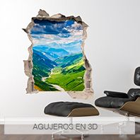 Agujeros de pared