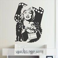 vinilos pop arte