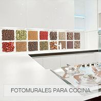fotomurales cocina